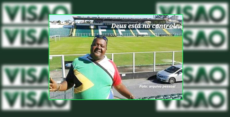 Treinador de futebol é encontrado morto na região