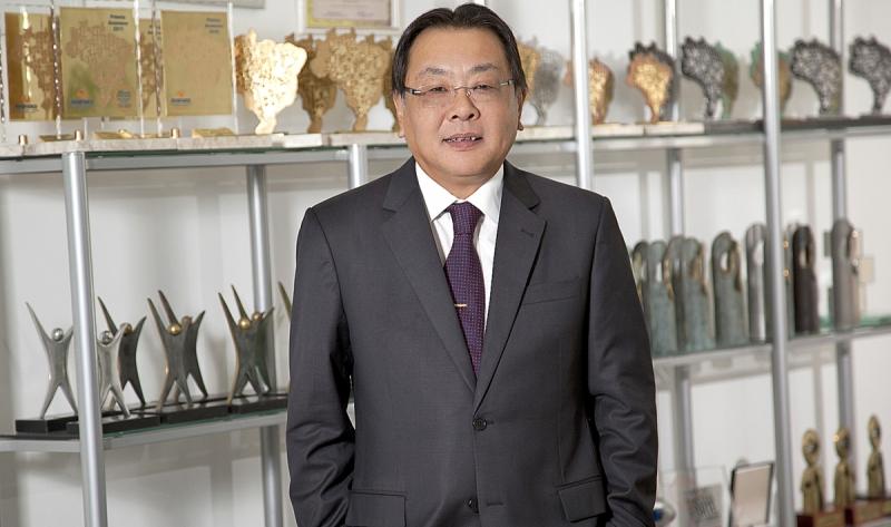 Leonardo Sasazaki retorna à presidência de indústria mariliense
