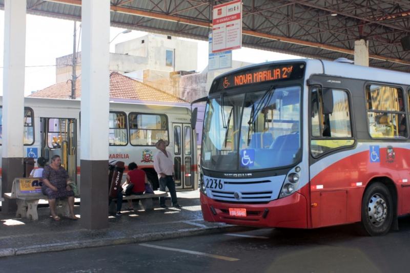 TRANSPORTE: Terminal Urbano altera posição das baias para facilitar o embarque dos passageiros