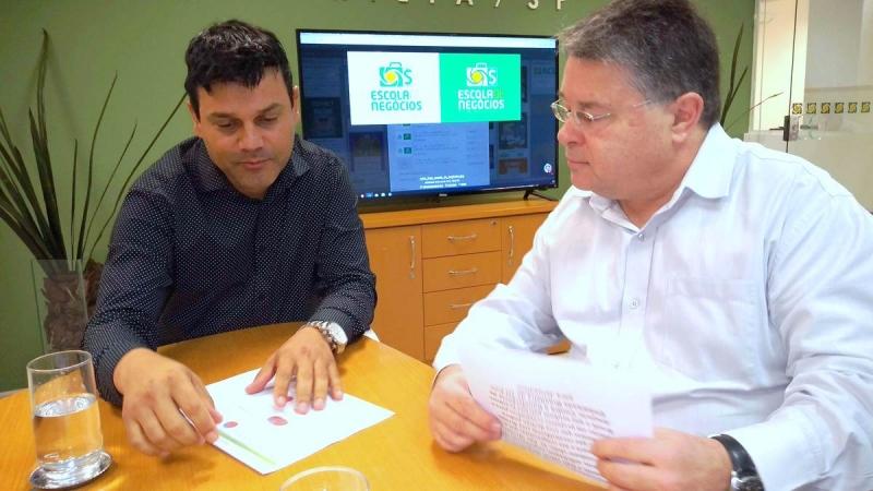 Acim mantém confiança nos novos secretários municipais