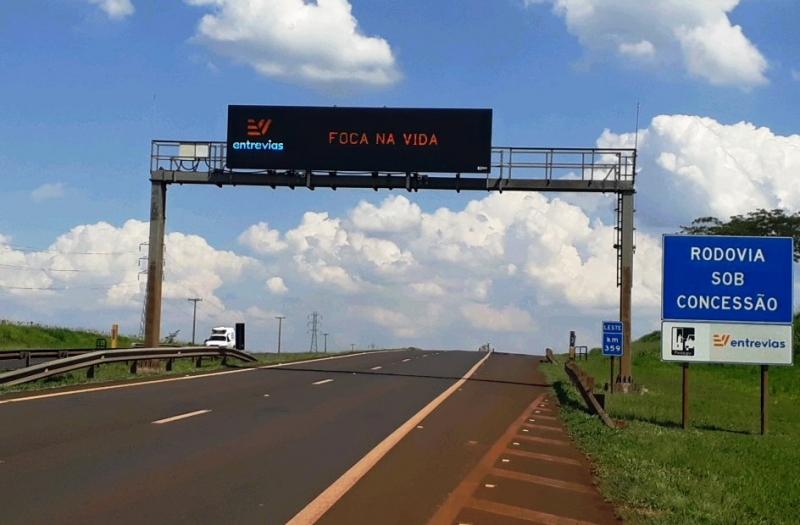 Entrevias reforça campanha de verão para conscientização no trânsito