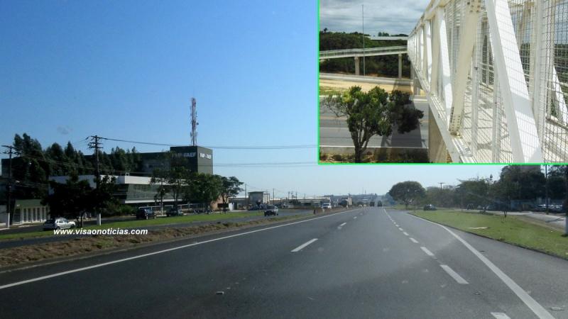 Entrevias anuncia mais três passarelas na rodovia do Contorno, em Marília