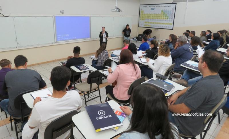 Faculdade Católica e Sebrae realizam Semana do Empreendedorismo