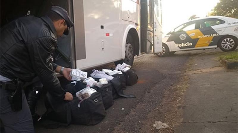 Polícia Rodoviária apreende 500 frascos de anabolizantes