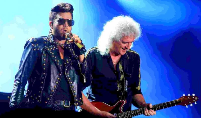 Embalado por sucesso de filme, Queen anuncia nova turnê