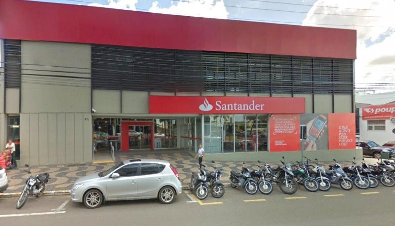 Santander abrirá agência de Marília no fim de semana para orientação financeira gratuita