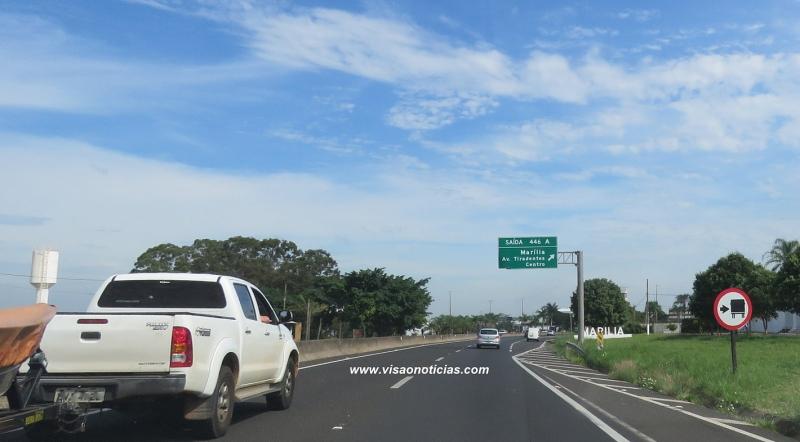 Consórcio Infraestrutura Brasil vence concessão da SP-294