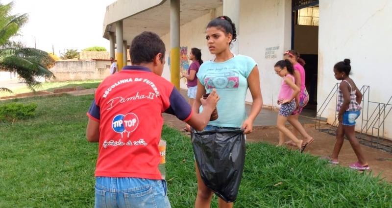 Esporte e Saúde de Paraguaçu Paulista se unem contra a dengue