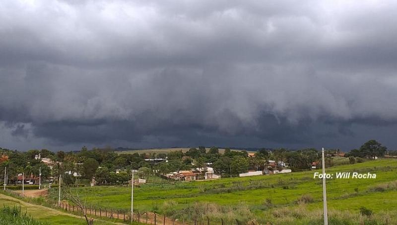 Tempo muda em todo o centro oeste, com previsão de muita chuva
