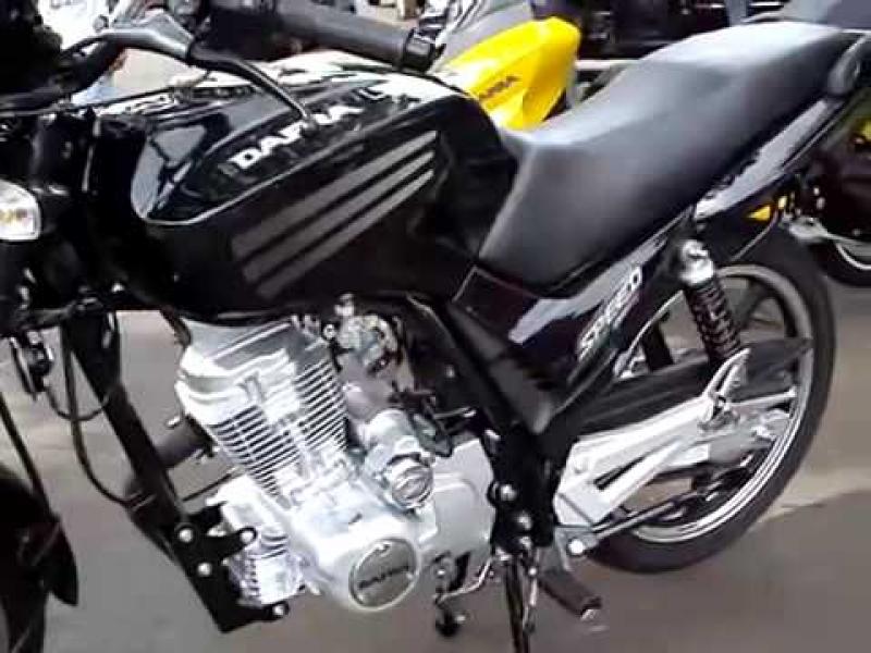 Metalúrgico tem moto furtada no Jardim Califórnia