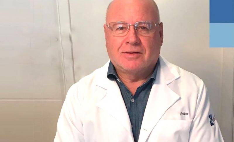 Luto: Marília perde o ortopedista Alcides Durigan Júnior