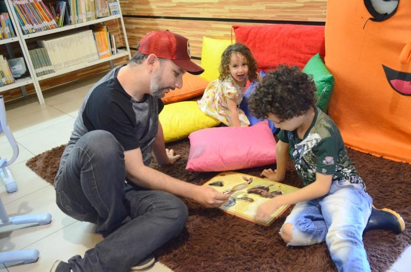Biblioteca Municipal completa um ano em novo espaço