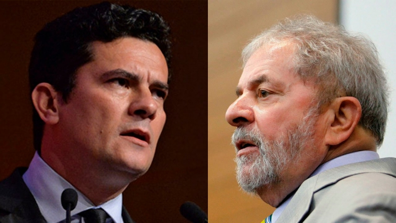 Lula deixa prisão pela 1ª vez para depor