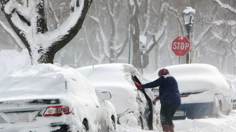 Vinte pessoas morrem nos EUA devido a grave onda de frio