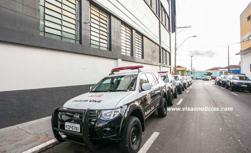 Operação conjunta manda para cadeia 16 pessoas em Marília