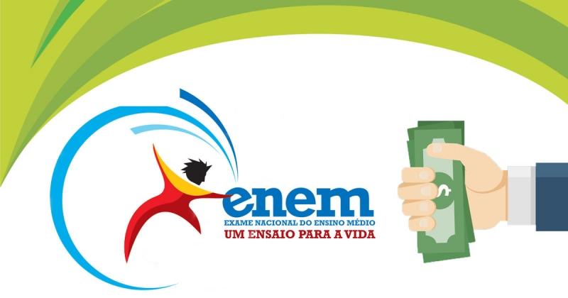 Pedido de isenção da inscrição do Enem começa hoje