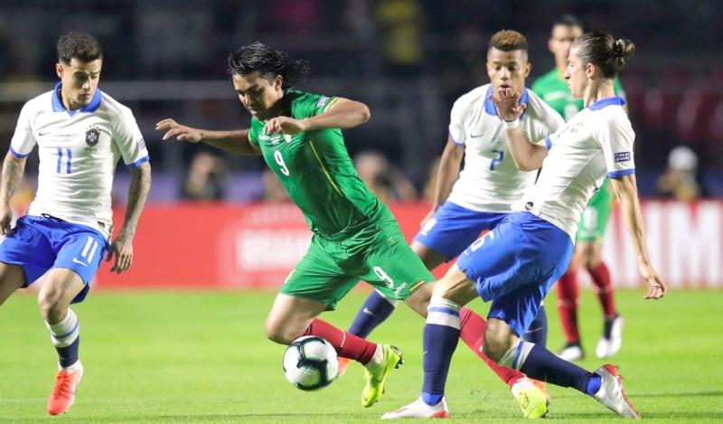 Brasil enfrenta a Venezuela em Salvador pela Copa América
