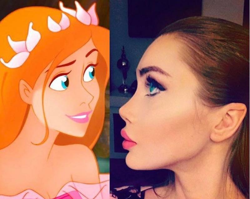 A Pequena Sereia: jovem passa por diversas cirurgias para parecer Ariel