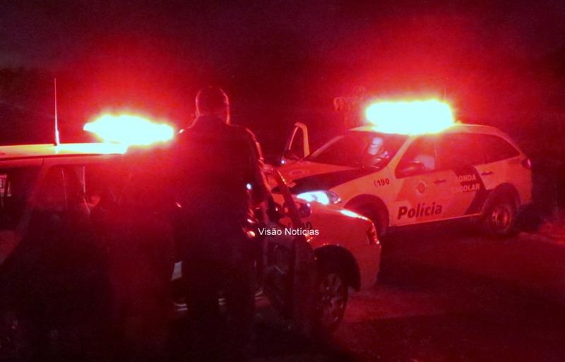 Assalto a ônibus de sacoleiros que saiu de Marília mobiliza polícia da região