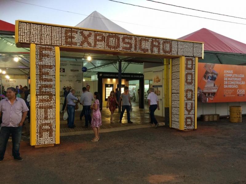 Com atrações e shows, Bastos realiza 60ª edição da Festa do Ovo
