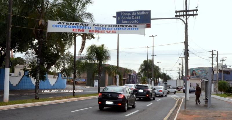 Prefeitura anuncia reestruturação de dispositivo viário da avenida da Saudade
