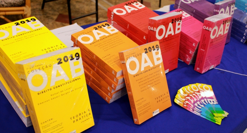 Coleção OAB 2019 é lançada na Universidade de Marília