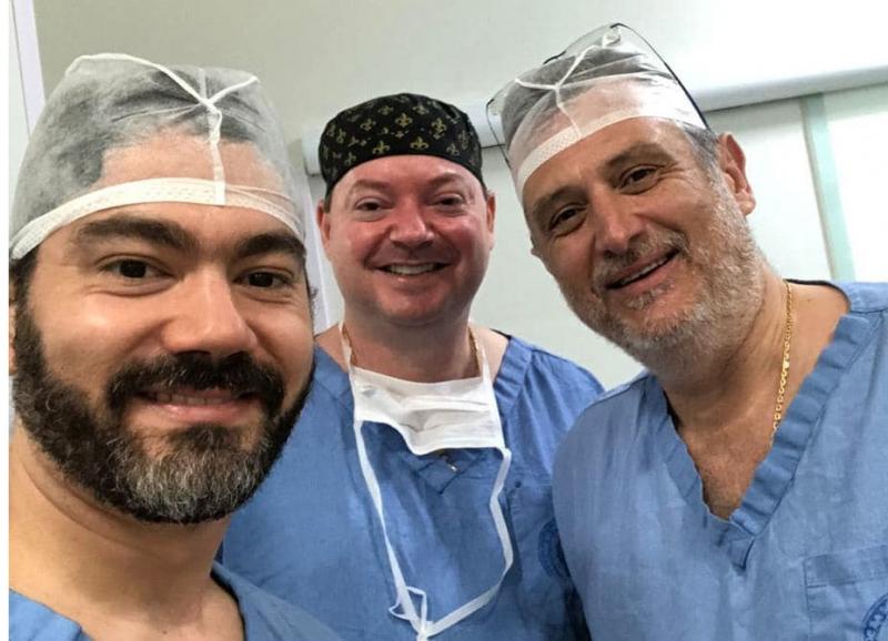Serviço de Cirurgia e Traumatologia Bucomaxilofacial da Santa Casa faz procedimento inédito