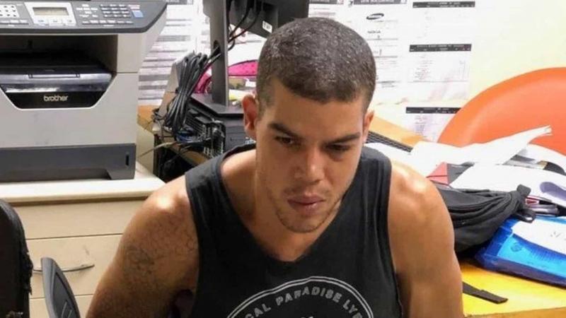 Lutador acusado de matar e postar foto nas redes sociais é preso