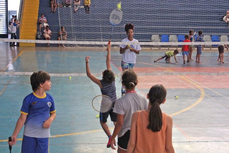 2º Torneio Regional de Badminton acontece neste sábado em Marília