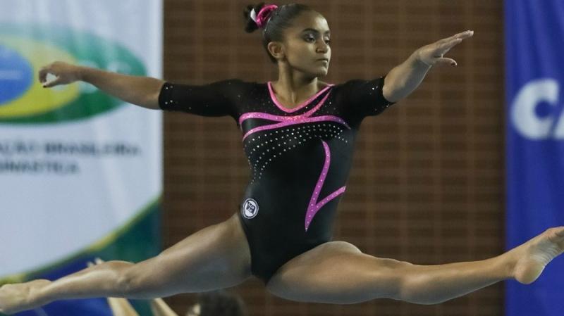 Promessa da ginástica brasileira morre aos 17 anos