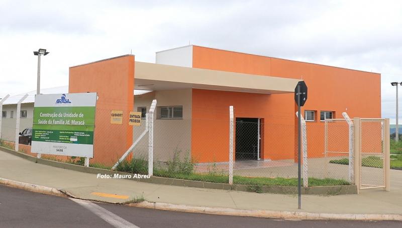 Saúde convoca moradores para cadastro na USF Jardim Maracá