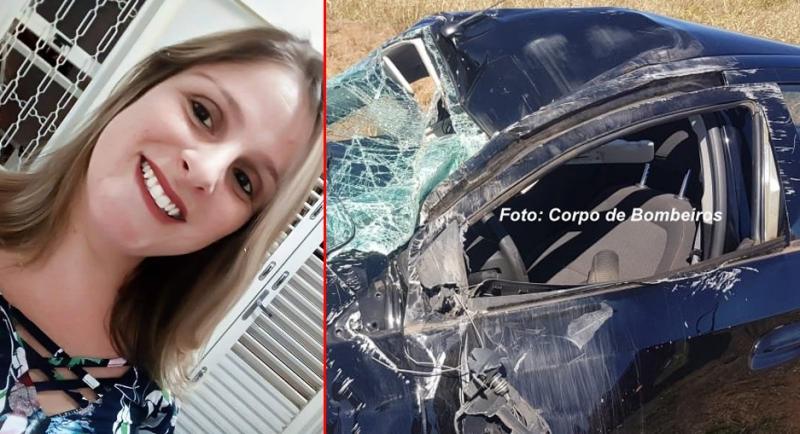 Professora que sofreu acidente na SP-294 morre no HC