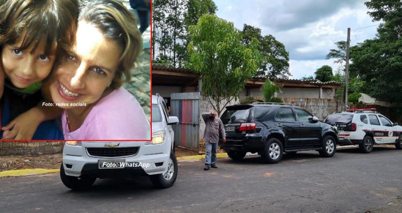 Crime brutal: polícia também desenterra corpo de criança morta em Pompeia    Visão Notícias - Informações de Marília e região