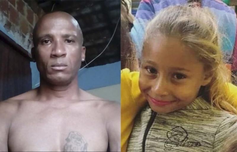 Menina desaparecida na região foi assassinada. Vizinho confessa o crime