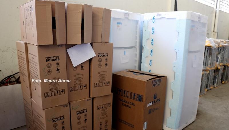 Rede municipal de ensino de Marília recebe novos materiais e equipamentos