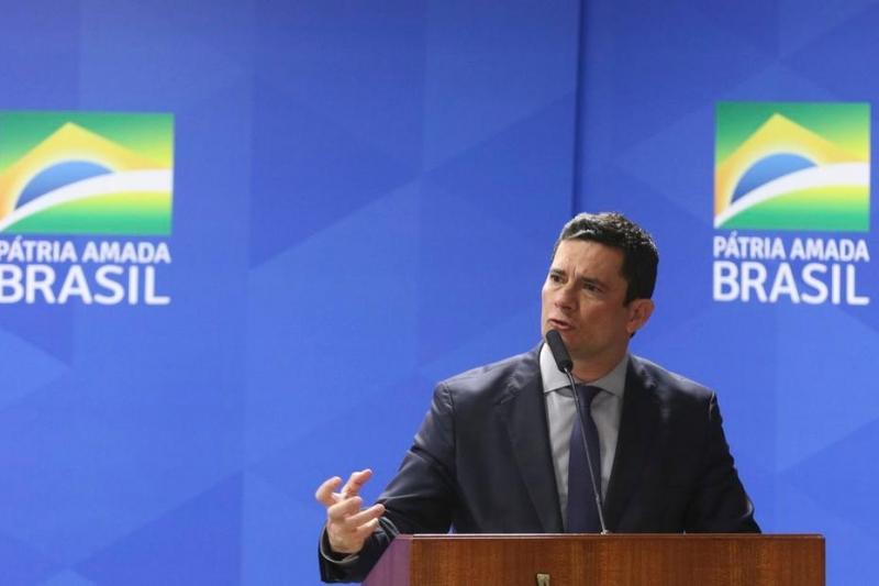PF detém quatro suspeitos de invadir telefone de Sergio Moro