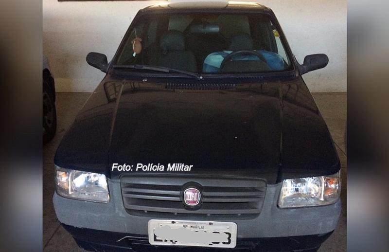 Menores furtam carro, tentam extorquir dono e acabam detidos pela PM em Marília