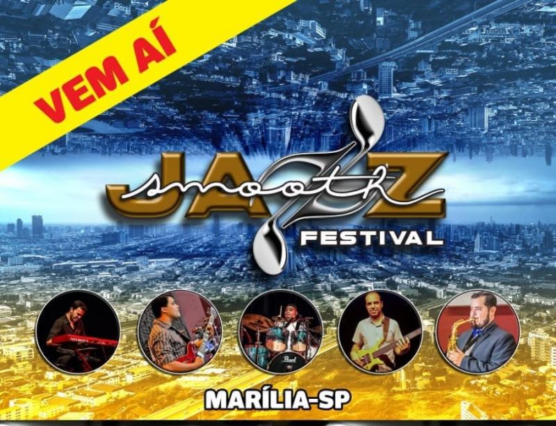 Festival de Jazz acontece neste sábado