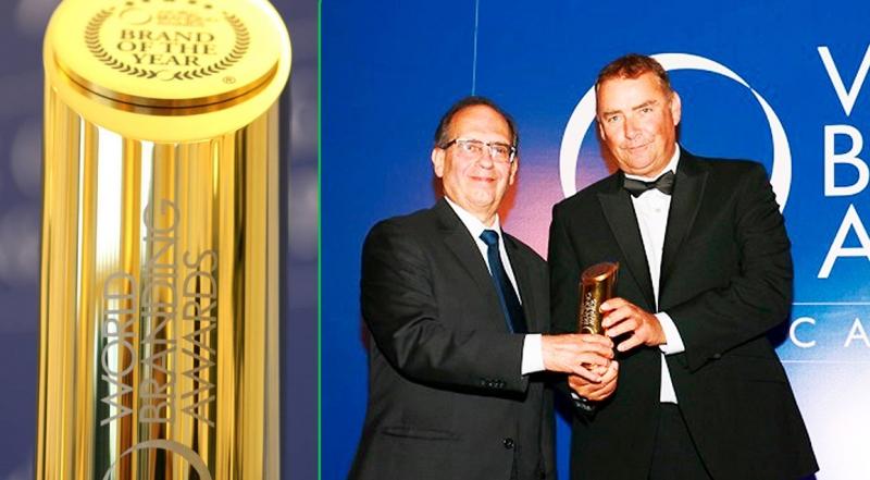 Premiação internacional consagra Unimed como uma das Marcas do Ano