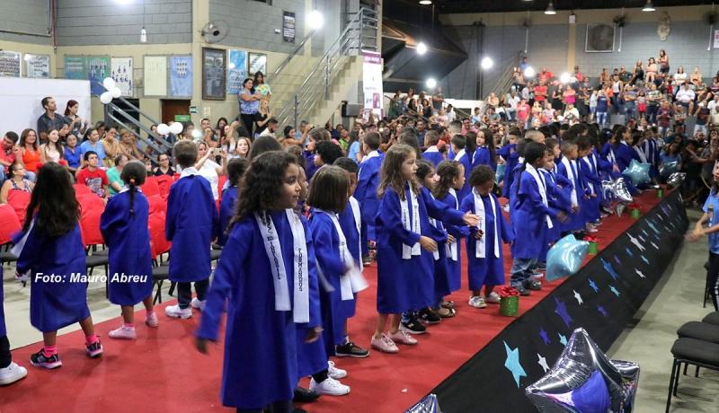 Cronograma de formatura das escolas municipais começa pela Faip