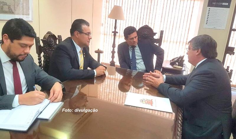 Ministro Sérgio Moro aceita convite do prefeito  Daniel Alonso e vem a Marília para palestra