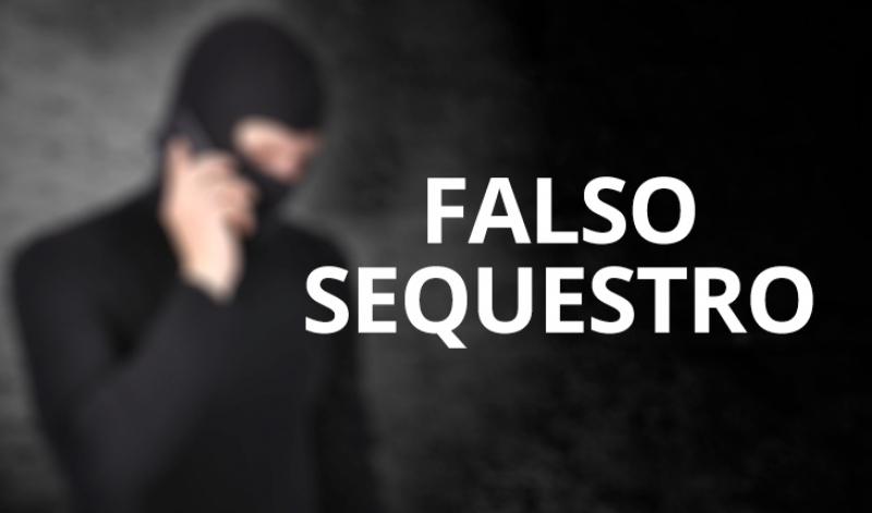 Mais um caso de falso sequestro faz vítima na região