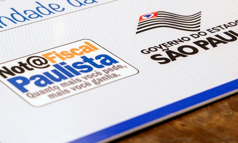 Nota Fiscal Paulista libera R$ 38,5 milhões em créditos aos participantes