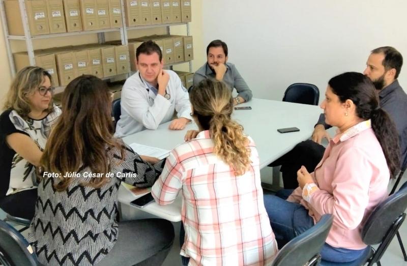 Secretário da Saúde visita UPA Norte e reforça atenção à pacientes com suspeita de dengue