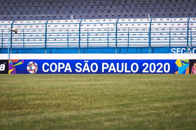 Jogo decisivo do Maquinho contra o Santos terá portões fechados