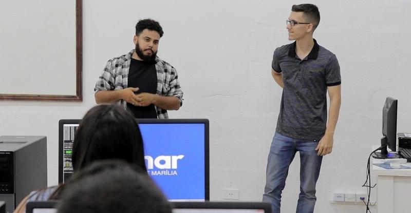 TI: Unimar realiza semana com palestras e minicursos para ampliar formação acadêmica