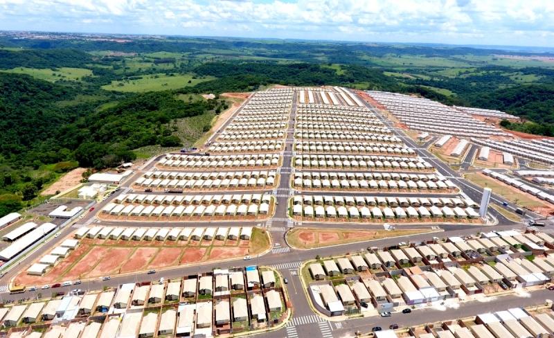 Marília ganha novo bairro planejado com 856 casas