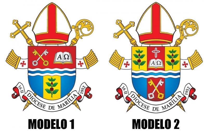 Diocese de Marília lança Edital para escolha de brasão