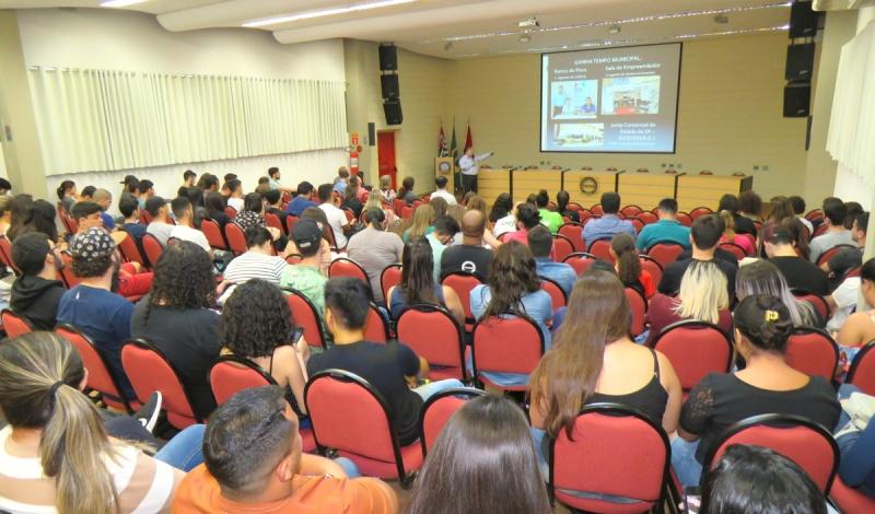 ExpoNegócios2018: palestras, minicursos e exposições movimentam o Univem