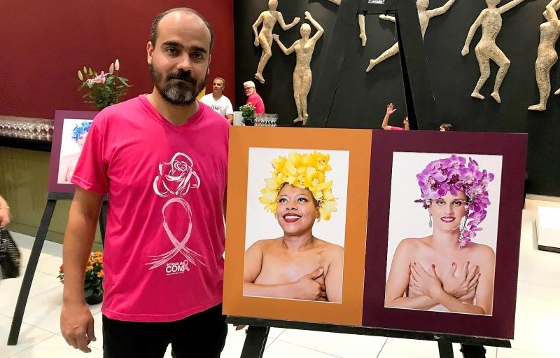 """Florescer: há vida após o câncer de mama. """"Outubro Rosa"""" alerta sobre a doença silenciosa"""
